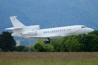 Photo: TAG Aviation, Dassault Falcon 7X, HB-JLK