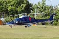 Photo: Untitled, Agusta A-109, CS-HER