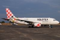 Photo: Volotea Airlines, Airbus A319, EI-FML
