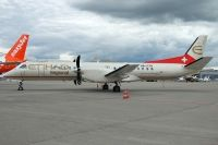 Photo: Etihad Regional, Saab 2000, HB-IYI
