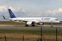 Photo: Air Astana, Boeing 757-200, P4-KCU