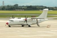 Photo: Danish Air Transport, ATR ATR 42, LY-DAT