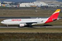 Photo: Iberia, Airbus A330-200, EC-MMG