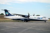 Photo: Azul - Brazilian Airlines, ATR ATR 72, PR-AQC