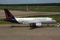 Photo: Brussels Airlines, Airbus A319, OO-SSG
