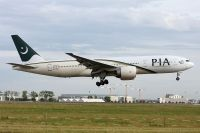 Photo: Pakistan International Airlines - PIA, Boeing 777-200, AP-BGJ