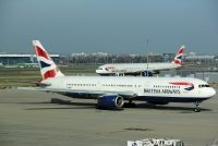 Photo: British Airways, Boeing 767-300, G-BNWY