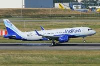 Photo: IndiGo, Airbus A320, VT-ITE