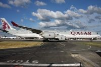 Photo: Qatar Airways, Airbus A340-600, A7-AGD