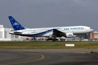 Photo: Air Austral, Boeing 777-200, F-OPAR