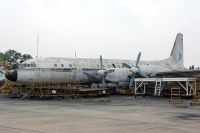 Photo: Vietnam Airlines, Ilyushin IL-18, VN-B198