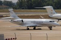 Photo: Untitled, Dassault Falcon 2000, EC-JXR
