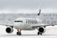 Photo: Finnair, Airbus A320, OH-LXD