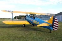 Photo: Untitled, Stearman PT-17 Kaydet, F-HAME