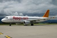 Photo: Pegasus Airlines, Airbus A320, TC-DCL