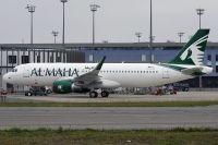 Photo: Al Maha Airways, Airbus A320, A7-LAH