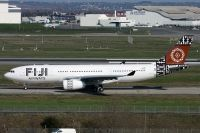 Photo: Fiji Airways, Airbus A330-200, DQ-FJT