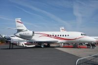 Photo: Untitled, Dassault Falcon 2000, F-HLXS