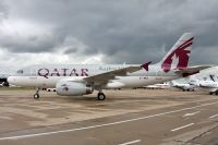 Photo: Qatar Amiri Flight, Airbus A319, A7-MED