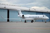 Photo: NetJets, Gulftsream Aerospace G550, CS-DKE