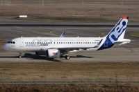 Photo: Airbus Industrie, Airbus A320, F-WNEW