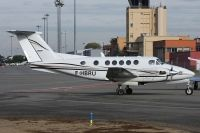 Photo: Untitled, Beech King Air, F-HBRU