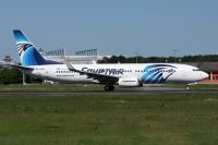 Photo: Egypt Air, Boeing 737-800, SU-GDD