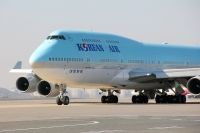 Photo: Korean Air, Boeing 747-400, HL7491