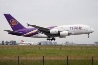 Photo: Thai Airways, Airbus A380, HS-TUB