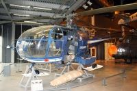 Photo: Untitled, Aerospatiale Alouette III, F-MJBL