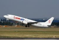 Photo: Samair, Boeing 737-400, OM-SDA