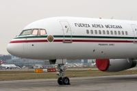 Photo: Fuerza Aerea Mexicana, Boeing 757-200, XC-UJM - TP-01