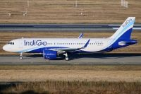 Photo: IndiGo, Airbus A320, VT-ITL