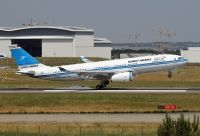 Photo: Kuwait Airways, Airbus A330-200, F-WWYV
