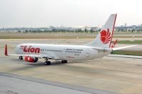 Photo: Thai Lion, Boeing 737-900, HS-LTI