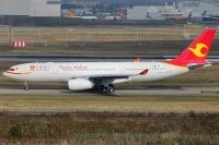 Photo: Tianjin Airlines, Airbus A330-200, B-8776
