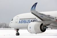 Photo: Airbus Industrie, Airbus A350, F-WXWB