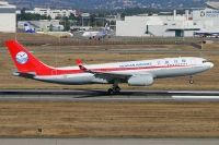 Photo: Sichuan Airlines, Airbus A330-200, B-8468