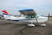 Photo: Untitled, Cessna 182, HB-CUE