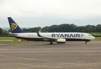 Photo: Ryanair, Boeing 737-800, EI-EMP