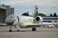 Photo: Comlux Aviation Malta, Bombardier BD-700 Global Express, 9H-AMZ
