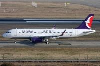 Photo: Air Macau, Airbus A320, B-MCF