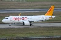 Photo: Pegasus Airlines, Airbus A320, TC-NBF