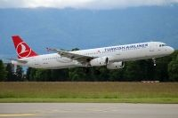 Photo: Turkish Airlines THY, Airbus A321, TC-JMH