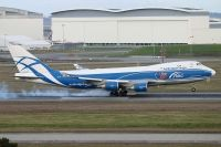Photo: Air Bridge Cargo, Boeing 747-400, VP-BIK