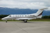 Photo: NetJets, Embraer EMB-500 Phenom, CS-PHG