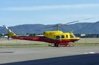 Photo: Untitled, Bell 212, LX-HML