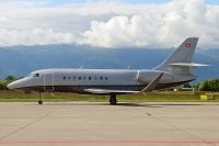 Photo: Untitled, Dassault Falcon 2000, HB-JKL