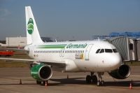 Photo: Germania, Airbus A319, D-ASTY