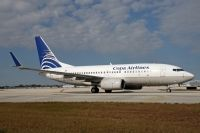 Photo: COPA Panama / Copa Airlines, Boeing 737-700, HP-1377CMP